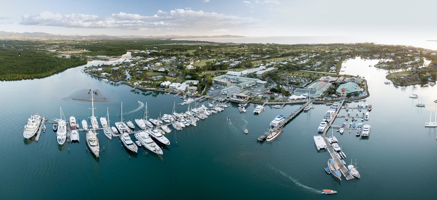 Welcome to Fiji! – Fiji's Premier Marina Facility